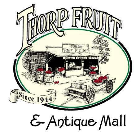 Thorp Fruit Logo