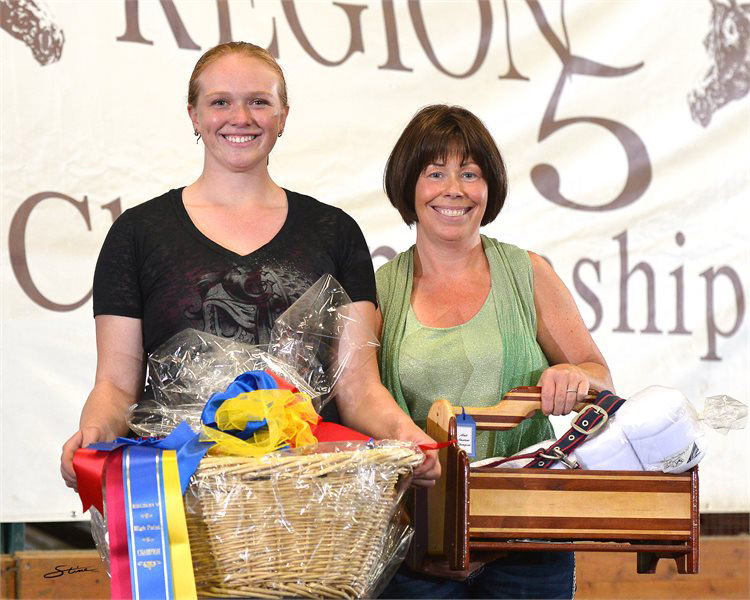 Erika Snell Adult Amateur Champion