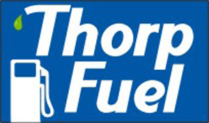 thorp fuel logo