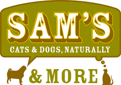 sams cats and dogs logo