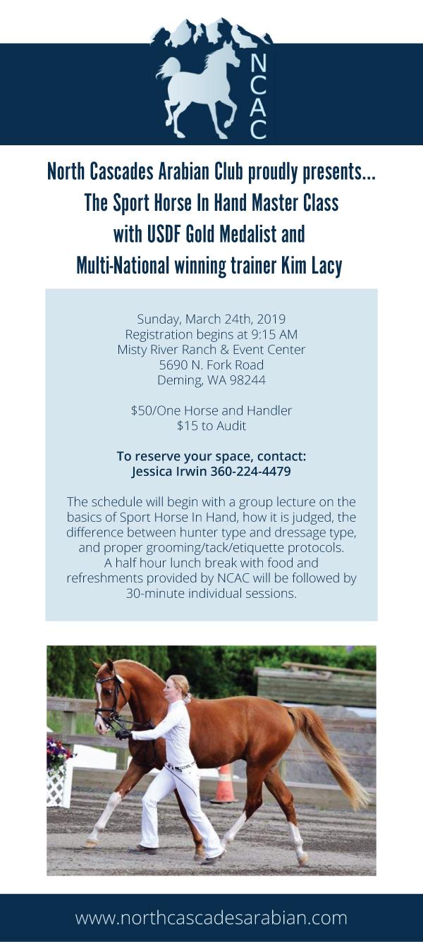 Region 5 Arabian Horse Association - Latest News