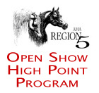 open show high point thmb