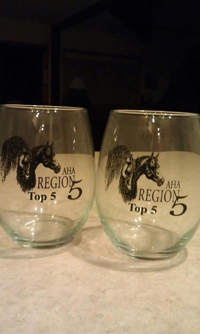 region5show drinking glasses